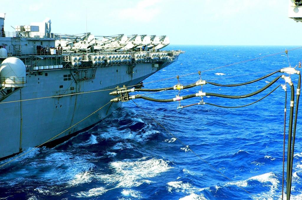 Ravitailleur US Navy