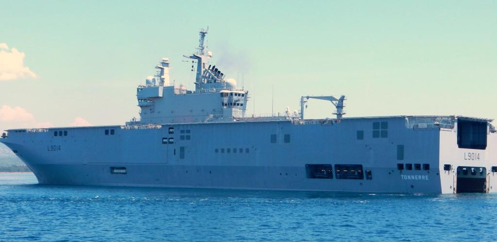 Tonnerre Marine Française